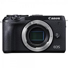 Máy Ảnh Canon EOS M6 Mark II Body (Tặng Thẻ 16GB) - Hàng Chính Hãng