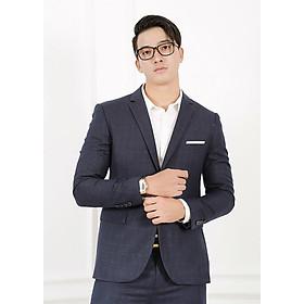 Áo Vest Nam Caro Ấn Tượng Man's Store - Xanh Đen