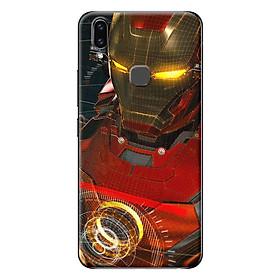 Ốp Lưng Dành Cho Vivo V9 - Iron Man 3D