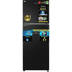 Tủ lạnh Panasonic Inverter 366 lít NR-TL381GPKV - Hàng Chính Hãng - Chỉ giao HCM