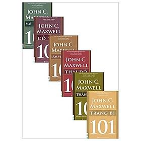 Combo 101 - Những Điều Nhà Lãnh Đạo Cần Biết (Bộ 6 Cuốn)