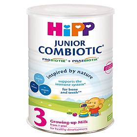 Sữa Công Thức HiPP 3 Junior Combiotic (800g)