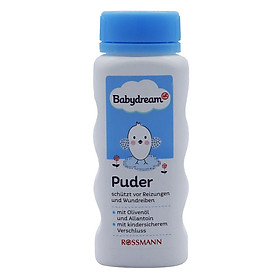 Phấn Rôm Cho Bé Babydream Puder (100g)