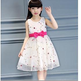 đầm công chúa cho bé gái ankids24