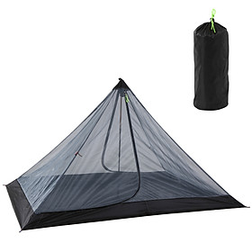 Outdoor Camping Tent Ultralight Mesh Tent Insect Repellent Net Tent Guard 1-2 Person Portable Foldable Camping Tent