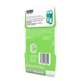 Miếng Ngậm Thơm Miệng Listerine Freshburst Pocketpaks Breath Strips 24 Strip Pack (3 Pack)