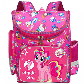 Balo Học Sinh Chống Gù Lưng Bé Gái Từ Lớp 2 Đến Lớp 7 Pony MH003