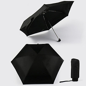 Small Fashion Folding Rain Umbrella Women Men Gift Mini Parasol Pocket Girls Anti-uv Waterproof Travel Laptop Umbrella