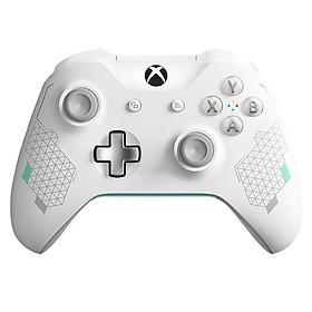 Tay Cầm Xbox One S - White Sport - Hàng Nhập Khẩu