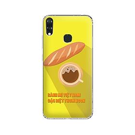 Ốp lưng điện thoại Vsmart Joy 1 Plus - 01193 8027 BANHMIVIETNAM02  - Silicone Dẻo - Hàng Chính Hãng