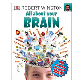 DK All About Your Brain (Series All About - Robert Winston)
