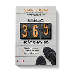 Sách - Nhật ký 365 ngày chạy bộ