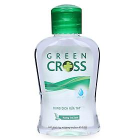 Nước Rửa Tay Khô Khô Green Cross Hương Trà Xanh (100ml)