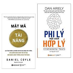 Combo Sách Khám Phá Bản Thân: Mật Mã Tài Năng + Phi Lý Một Cách Hợp Lý (Top Sách Tư Duy - Kỹ Năng Sống Bán Chạy Nhất Trong Tháng / Tặng Kèm Bookmark Happy Life)