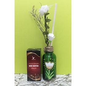 Bình hoa phát tán tinh dầu Hand Made