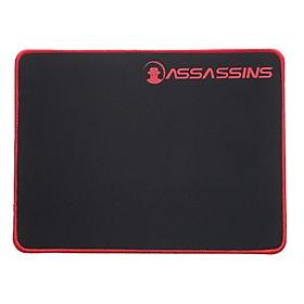Tấm lót chuột gaming may viền s  - bàn di chuột mousepad s (32 x 24 cm)  - Hàng chính hãng