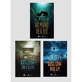 Combo 3 cuốn Truyện Trinh Thám Stillhouse - Ác Mộng Ven Hồ + Con Lạch Chết Chóc + Dòng Sông Hắc Ám