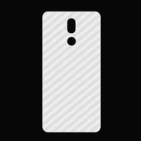 Miếng Dán Mặt Lưng Cacbon Dành Cho Nokia 3.2- Handtown - Hàng Chính Hãng