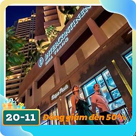 InterContinental Nha Trang Hotel 5* - Đối Diện Biển, Khách Sạn Chuẩn 5 Sao Quốc Tế, Đặt Tối Thiểu 02 Đêm