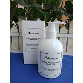 Dưỡng Body JMsolution Tone Up Water Luminous Body Lotion 200ml