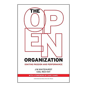 Harvard Business Review: The Open Organization