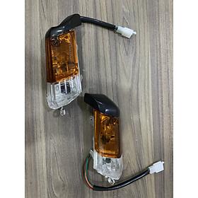Cặp đèn xi nhan Đài Loan dành cho xe Super Dream