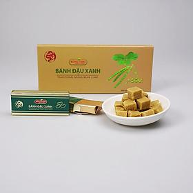 Bánh Đậu Xanh Truyền Thống - Hưng Long - 150g