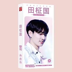 Hộp ảnh postcard JUNGKOOK BTS