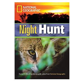 Night Hunt: Footprint Reading Library 1300