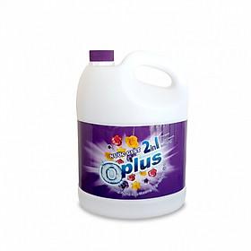 Nước giặt Oplus 3.8Kg - Tím