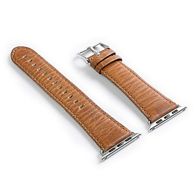 JY Watch Band 38-40 mm 42-44mm Pull-up Leather Watch Band Replacement Compatible with Apple Watch Series 4 Series 3 Series 2 Series 1  Specification:38-40MM