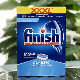 Viên rửa bát Finish Classic 100 viên/ hộp