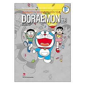 Fujiko F Fujio Đại Tuyển Tập - Doraemon Truyện Ngắn - Tập 15