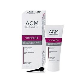Gel che khuyết điểm chàm, bạch biến Viticolor Skin Camouflage Gel 50ml