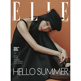 Tạp chí ELLE tháng 7/2021