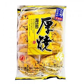 Combo 3 gói Bánh gạo Want Want vị Rong biển 160gr