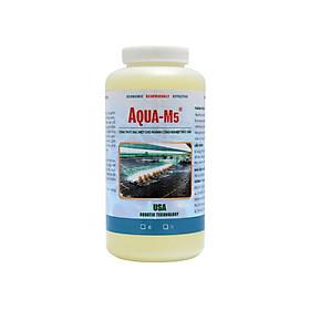AQUA M5 Vi sinh xử lý khí độc trong ao nuôi thủy sản - Chai 1 lít