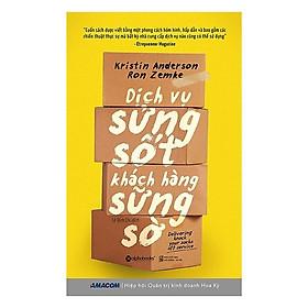 Dịch Vụ Sửng Sốt Khách Hàng Sững Sờ (2019 ) Tặng Bookmark Sáng Tạo