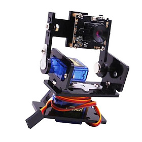 Module Camera Thông Minh Tầm Nhìn Cảm Biến Pan-Tilt Bộ Với 2 Chiếc Micro Các Servo Robot Thông Minh Camera HD