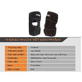 Đai Bảo Vệ Khủy Tay Tập GYM, Chơi Thể Thao Elbow Support Có Lò  Xo Chịu Lực Aolikes 7946 (1 Chiếc)-3