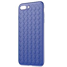 Hình đại diện sản phẩm Ốp Điện Thoại iPhone7 / 8 Baseus Chất Liệu Da Thải Nhiệt Tốt 5.5 inch - Xanh Dương