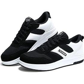 Giày Thể Thao Sneaker Nam Pettino GT03T (Trắng - Đen)