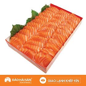 [Chỉ Giao HCM] - Sashimi Cá Hồi 500gr ( 1 khay 500gr )