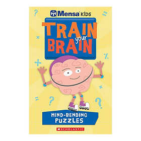Mensa Train Your Brain Advanced Puzzles Book 1