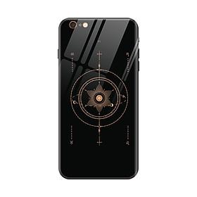 Ốp lưng kính cường lực hình thư pháp phong thủy trừu tượng dành cho điện thoại Iphone 6/ 6S/ 6Plus/ 6S Plus/ 7/ 7 Plus/ 8/ 8 Plus/ X/ XS/ XS Max/ XR/ 11/ 11 Pro/ 11 Pro Max - Hàng chính hãng