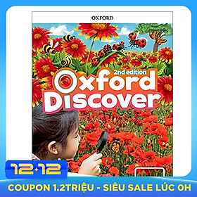 Oxford Discover 2nd Edition: Level 1: Student Book Pack