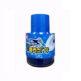 Cốc thả tẩy xanh diệt khuẩn và làm thơm bồn cầu hương ngàn hoa Hàn Quốc 180g