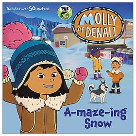A-maze-ing Snow (Molly Of Denali)