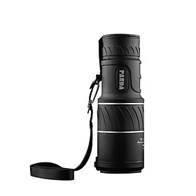 Monocular Telescope 40X60 HD Waterproof Focusing Pocket Monocular with Night Vision Durable and Clear FMC BAK4 Prism for