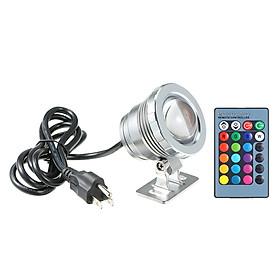 Đèn LED Dưới Nước Điều Khiển Từ Xa 16 Màu (AC85-265V 10W)